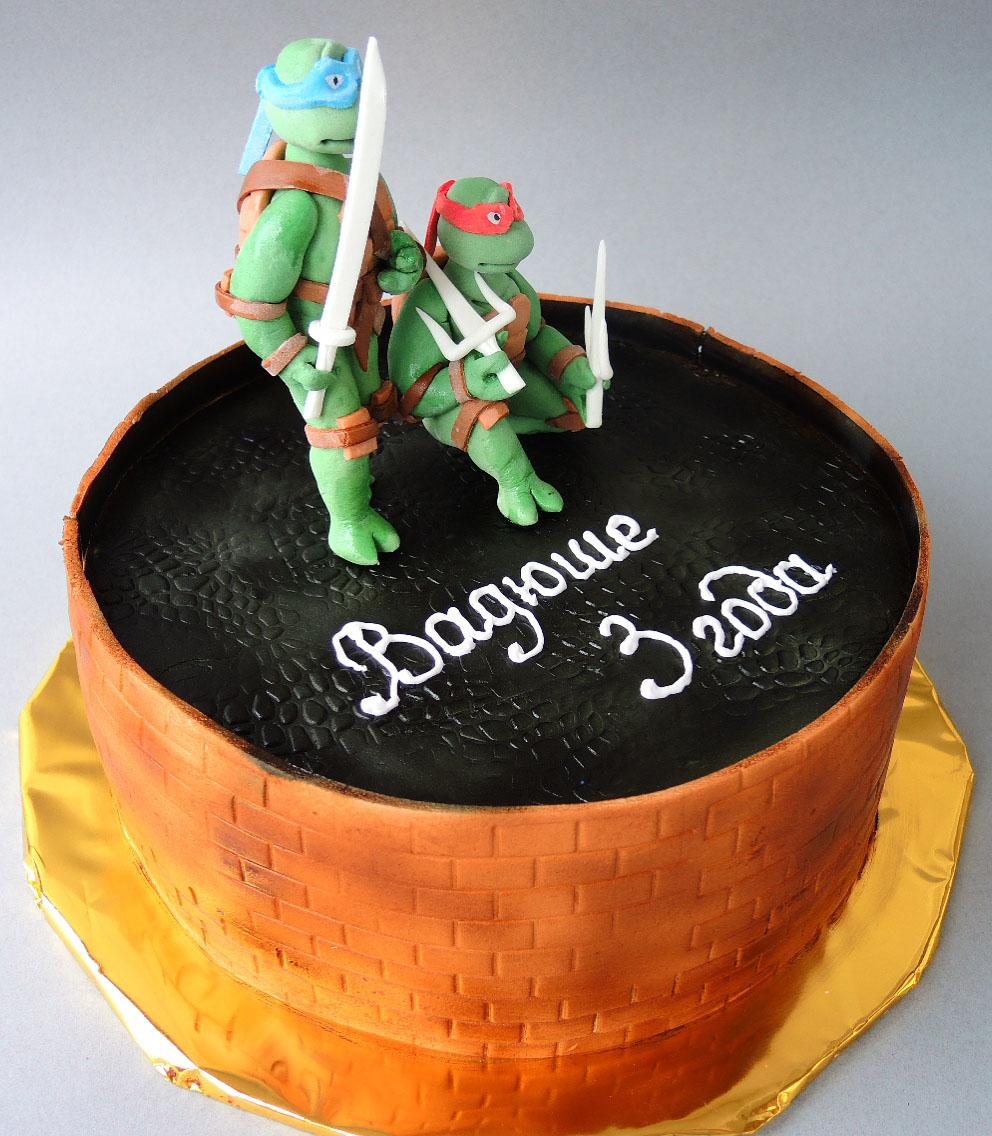 Быстрые и легкие торты и пироги фото 1